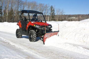 Snow Plowing